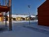 Senzion pod sněhem - leden 2017