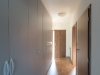 Chodba s vestavnou skříní - apartmány č. 10 - 15